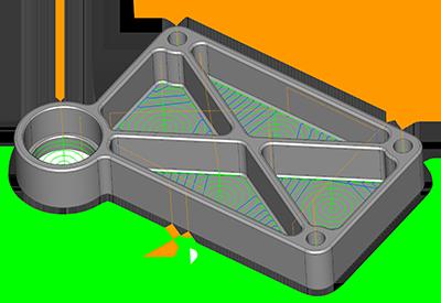 CAD / CAM Mill软件OneCNC